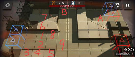 明日方舟粉碎防御AP-4怎么过?粉碎防御AP-4阵容及打法攻略