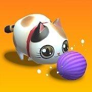 球撞猫大作战游戏
