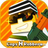 像素射擊Cops N Robbers