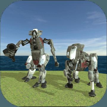 变形机器人猛犸象