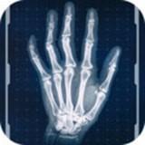 真實X射線模擬